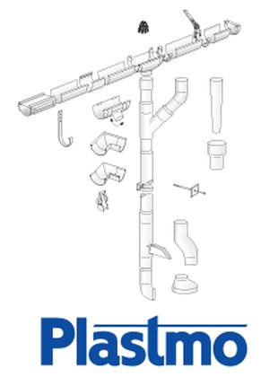 Водозливна система Plastmo