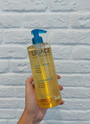 Очищающее масло Uriage