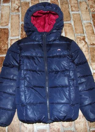 Куртка девочке 7 лет palomino
