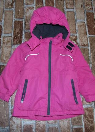 Термо куртка 1-2 года лыжная  impidimpi