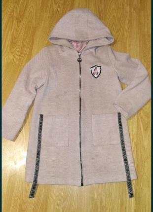 Кашемірове пальто 152-158 см