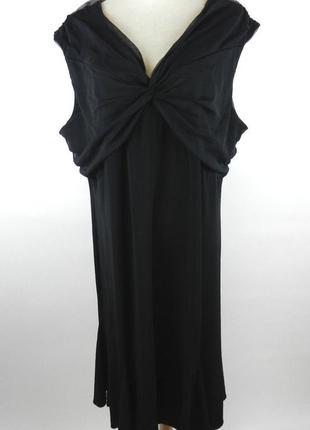 Красивое платье .размер 56-58.