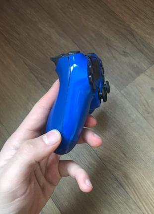 DualShock 4V2 синий цвет Ps4 и 4Pro