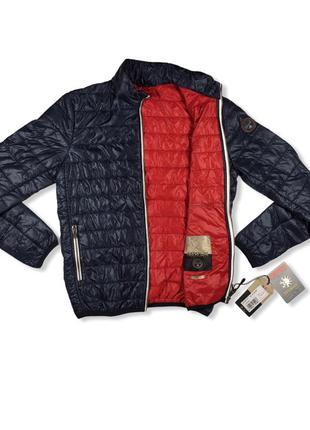 Мужская ультра легкая и тонкая демосезонная куртка Napapijri