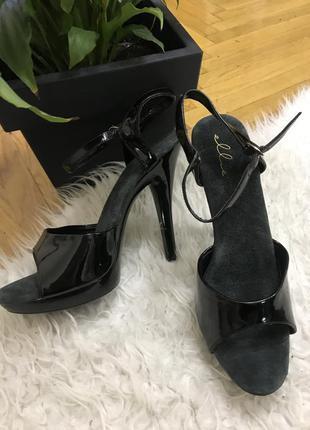 Ellie стрипы босоножки для пол дэнса pole dance обувь для танцев