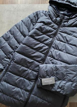 Пуховик  куртка (новая, с биркой)  michael kors