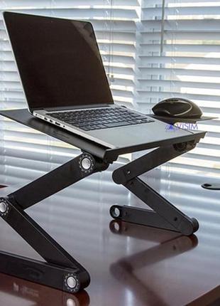 Стол-трансформер для ноутбука