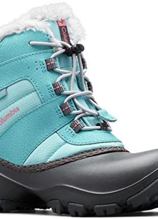Ботинки columbia childrens rope tow iii waterproof
