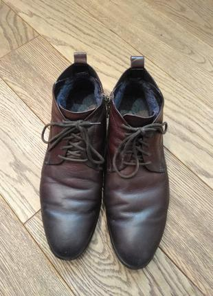 Chester сапоги ботинки зимние