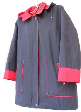 Куртка весенняя fuyingda. новая. размер 54-56.