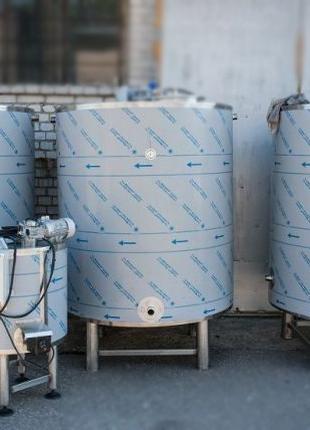Cыроварни-пастеризаторы на 50, 100, 150, 200, 500, 1000 литров