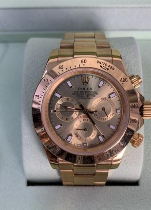 Rolex Cosmograph Daytona Oyster 40 Yellow Gold