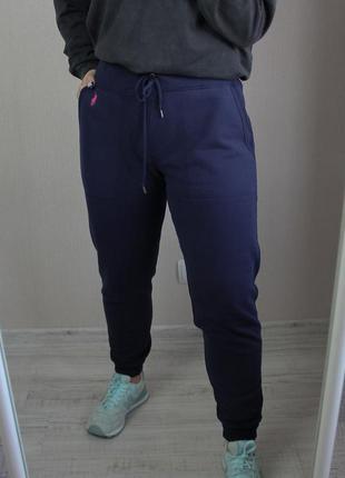 Темно-сині джогери ralph lauren /  спортивные штаны