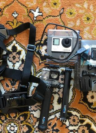 Экшн-камера GoPro Hero 4