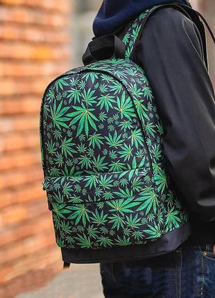 Стильный молодежный городской рюкзак