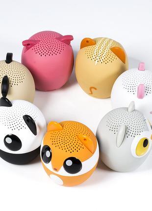 """Портативная колонка """"Animal wireless speaker"""" Панда"""