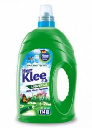 Гель Klee Universal 4 л для прання