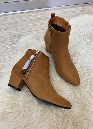 Элегантные ботинки от missguided