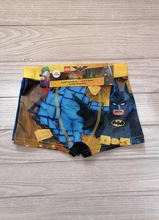 Набор трусы боксеры бэтмен