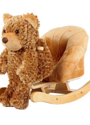 Кресло-качалка knorr-baby Мишка Benno