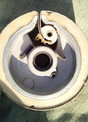 Круг шлифовочный с натяжителем на СОМ моделей Улитка, 70D, 80, 10