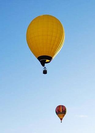 Полет на воздушном шаре Лимон аренда воздушного шара для свидания
