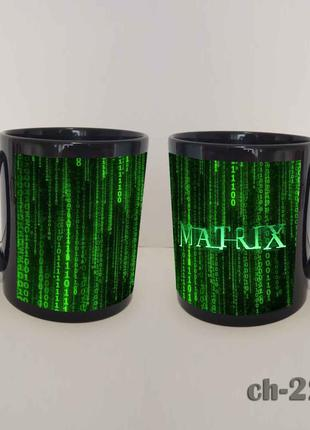 Чашка матрица. matrix