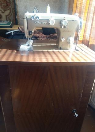 Швейная машинка Келер