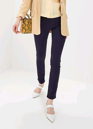 Новые женские джинсы со стразами скинни XS-S Camomilla Италия