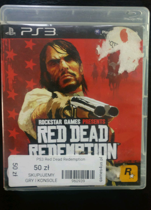 Red Dead Redemption (RDR) PS3