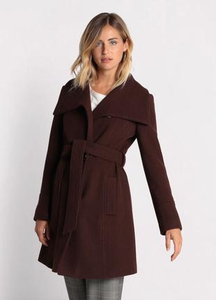 Пальто полушерсть