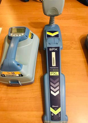 Трассоискатель RD8000 c TX-10 Radiodetection