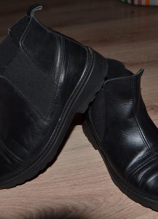 Челси ботинки женские Braska  39р