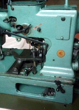 Промышленная петельная машина 25 А класс