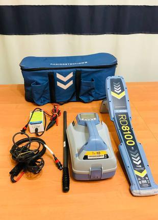 Трассоискатель Radiodetection RD8100 PDLG