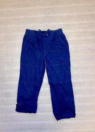 Детские брюки на мальчика 4 лет