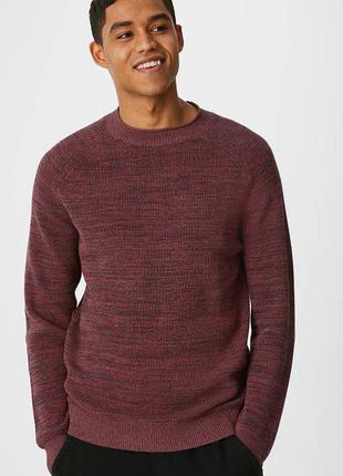 Стильный свитер angelo litrico (испания)