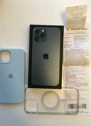 Iphone 12pro max 512g pasific blue