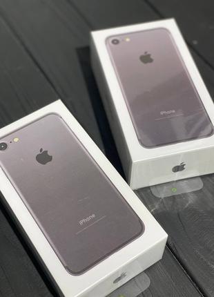 IPhone 7 128 GB НОВЫЕ 100 % ОРИГИНАЛ