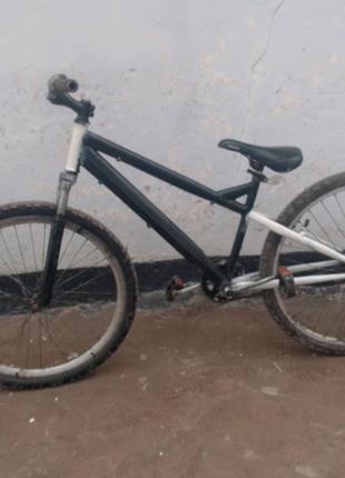 Велосипед мтб 26  б/у хорошый СРОЧНО