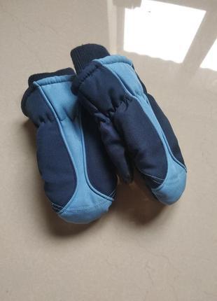 Краги, рукавицы, варежки p.4-6л на thinsulate