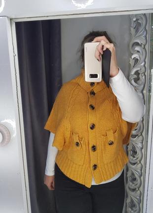 Болеро,накидка,укороченый светр