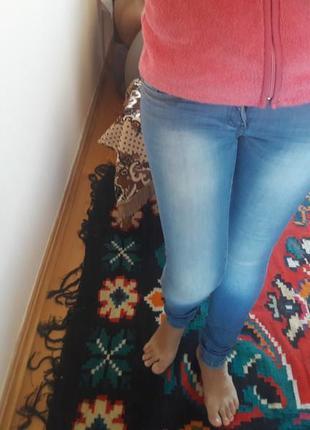 Мега розпродаж 😍 джинси приталені на застібку