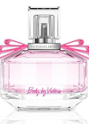 Духи body by victoria eau de parfum от victoria's secret