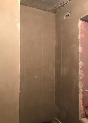 Машинная штукатурка стен, Штукатурка стен машинным способом