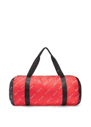 Спортивная сумка packable duffle от виктории сикрет victoria's...