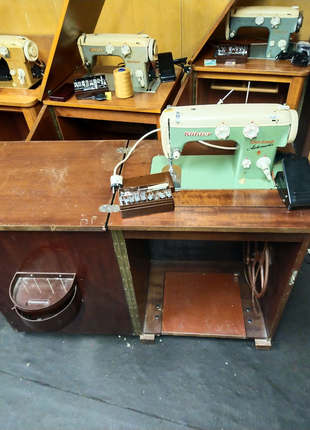 Швейна машина Kohler, зигзаг.