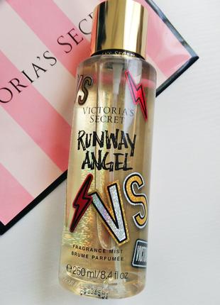 Парфюмированный спрей для тела runway angel  от victoria's secret