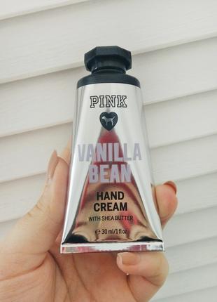 Увлажняющий крем для рук и тела hand cream vanilla bean от vic...
