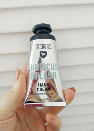 Увлажняющий крем для рук и тела hand cream hibiscus splash от ...